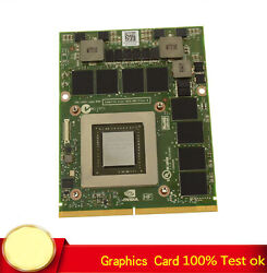 For Dell Alienware M17xr4 M18xr2 Nvidia Gtx 680m 2gb Video Graphics Card 020htk