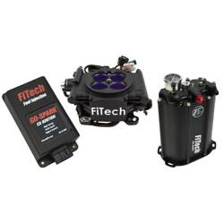 Fitech Fuel Injection System Kit 93508 Meanstreet/force Fuel/go Spark 800 Hp