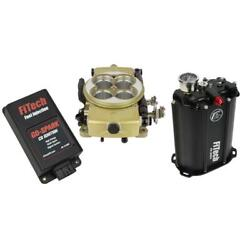 Fitech Fuel Injection System Kit 93520 Go Efi/force Fuel/go Spark Cdi 650 Hp