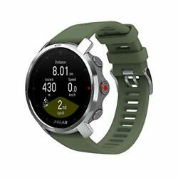 Polar Grit X - Rugged Outdoor Watch With Gps Compass Altimeter And Military-l...