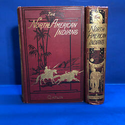 Catlin George / North American Indians Being Letters And Notes On Their [2 Vol]
