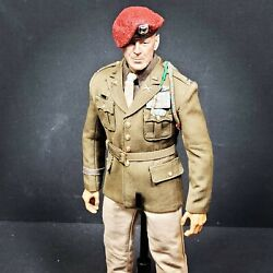 1/6 Us Army 82nd Airborne Division Paratrooper In New Dress Bandit Joes Custom