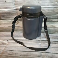 Tiger Thermos Stainless Lunch Box Vacuum Bento Box Lwh-a200 Made In Japan