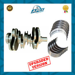 Land Rover 2.7 Forged Crankshaft Jaguar 276dt Main And Con Rod Bearings - Upgraded