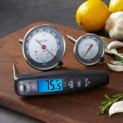 Taylor 3-piece Kitchen Thermometer Set. Featuring Super Fast Thermocouple