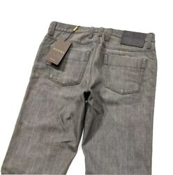 Bnwt Mens Skinny Fit Jeans Oil Stained Mr Porter W32 L34 It 46 Rrp £700