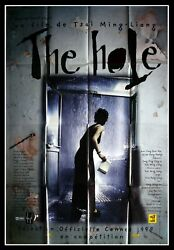The Hole Dong - 洞 - Tsai Ming-liang - Original French Movie Poster 47x63 In.