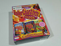 Roller Coaster Tycoon Collection   Rollercoaster   Pc Cd-rom Big Box 7