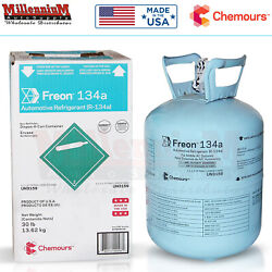 Chemours/dupont Suva R134a 30lb Can Refrigerant/freon R-134a Factory Sealed
