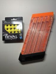 Nerf Rival Khaos Mxvi-4000 Blaster 40 Round Magazine Clip Replacement +25 Rounds