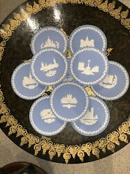 10 Wedgewood Christmas Plates Collection 1971,1972,1974,1975,1978,1980-1983