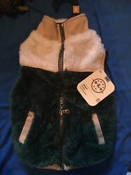 Petco Bond amp; Co. Jacket for Dogs Size SMALL Fits Dogs 13quot; 15quot;