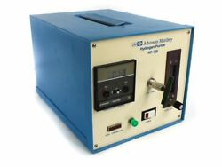 Johnson Matthey Hp-100 Hp Series Hydrogen Purifier - Cell Removed - As Is