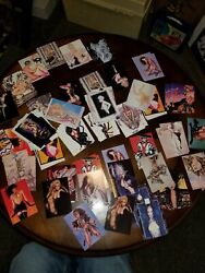 1992 Olivia Collector Cards Set By Comic Images Woman Trading Adult Images