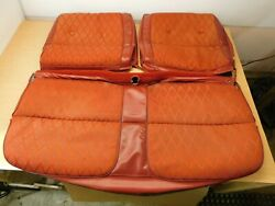 Seat Upholstery Material Set For 2 Door From 1978 Dodge Diplomat 78dd1-4s0