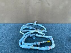 Subaru Wrx And Sti 2015-2021 Oem Left And Right Roof Certain Air Srs Bags Set. 59k