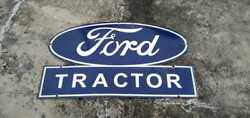 Porcelain Ford Enamel Sign Size 21 X 35 Inches