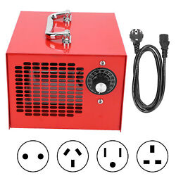 Ozone Generator Air Purifier Machine 5000mg/h Mold Control Portable Home Indoor