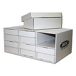 1 Lionel Train Storage House Box With 6 2-bay Storage Boxes Steam And Tenders F3's