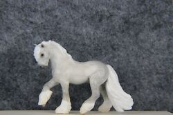 Breyer CM Custom Stablemate Emma to light dappled grey by S.Hampson DWS