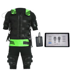 Popular Ems Training Suit High-intensity Fitness Build Muscle Slimming Device