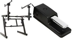 Roland Dp-10 Piano-style Sustain Pedal With Half-damper Control + On-stage