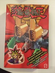 Launcher Spider Yu-gi-oh Model Kit Complete New Factory Sealed Yugioh 2002