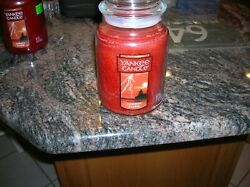 YANKEE CANDLES 1 22 0Z SUMMER STORM RETIRED FREE SHIPPING PRIORITY MAIL