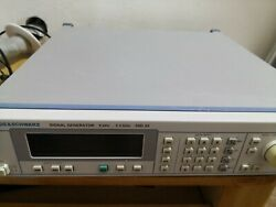 Rohde And Schwarz Sml03 Signal Generator 9 Khz To 3.2 Ghz