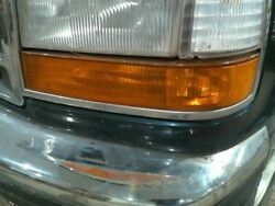 Driver Corner/park Light From 8501 Gvw Fits 92-97 Ford F250 Pickup 389227