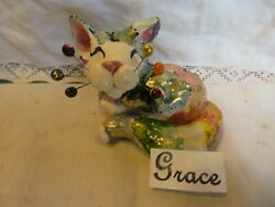 Great little Grace Original WhimsiClay by Amy Lacombe free Sweetheart pin