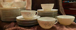 Vintage Lenox Fine China Wyndcrest 38 Pieces - Used - Great Condition