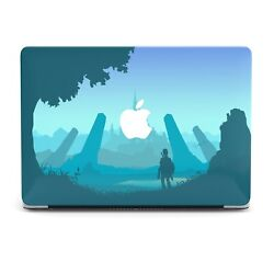 The Legend Of Zelda Macbook Case For Mac Air Pro M1 13 16 Cover Skin Anime Sn37