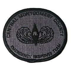 Sought After-central Montgomery County-emergency Response Team-police Patch