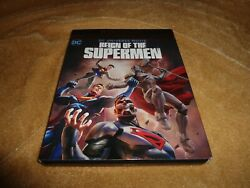 Reign Of The Supermen 2019 [4k Uhd + Blu-ray] Please See Notes Below
