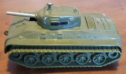 Vintage Marx Tank 7 In. Friction Movement / Marx Toy Warehouse