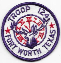Fort Worth Texas Longhorn Council Troop 124 Boy Scouts Of America Bsa
