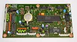 Icom Ic-765 Parts Antenna Tuner Cpu Unit Pc Board - Tested Working