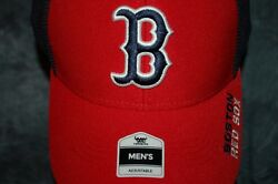 * BRAND NEW * BOSTON RED SOX quot;Fan Favoritequot; Adjustable Hat RED and BLUE Sharp