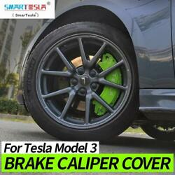 Brake Caliper Cover For Model 3 Model Y 4pcs With Tool)