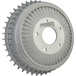 Buick-style Finned Aluminum Brake Drum For Ford Spindles 12 X 2