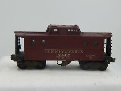 Lionel - O Scale  -  Lighted Caboose  6417 536417 Pennsylvania N5c A
