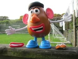 Thinkway Disney Toy Story 3 4 Collection - Mr Potato Head - Part Popping Figure