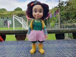 Pixar Disney Store Toy Story 3 4 Bonnie Anderson Large Talking Girl Doll Figure
