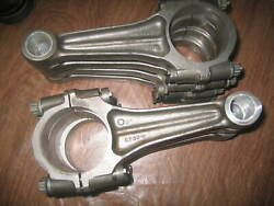 Vintage Ford Boss 429 Nascar Rods With Center Oiling. C9ax-b Full Set