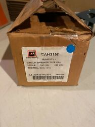 New Cah3150 3p 240v 150a 22k Cutler Hammer Ca Style Circuit Breaker - New In Box