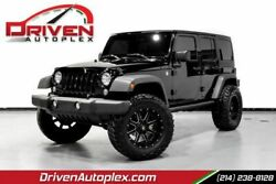 2015 Jeep Wrangler Unlimited Sport SUV 4D