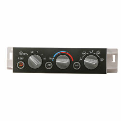 A/c Heater Climate Control For 1998-2000 Chevy C2500 Tahoe Gmc Yukon 599-006