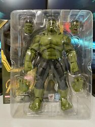 S.H.Figuarts HULK Avengers Infinity War Bruce Banner Bandai Marvel Complete
