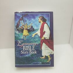 Egermeiers Bible Story Book Childrens Illustrated Color Picture Warner Press
